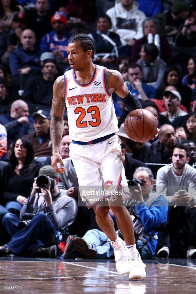 New York Knicks V Brooklyn Nets Photos and Premium High