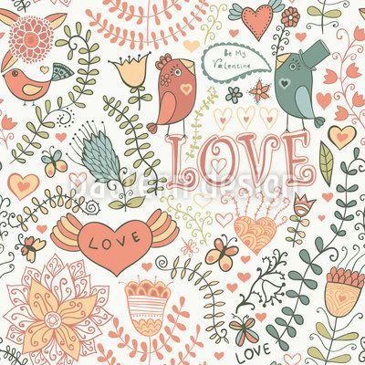 Love ist das heutige Stichwort ;-) | www.Stoff-Schmie.de