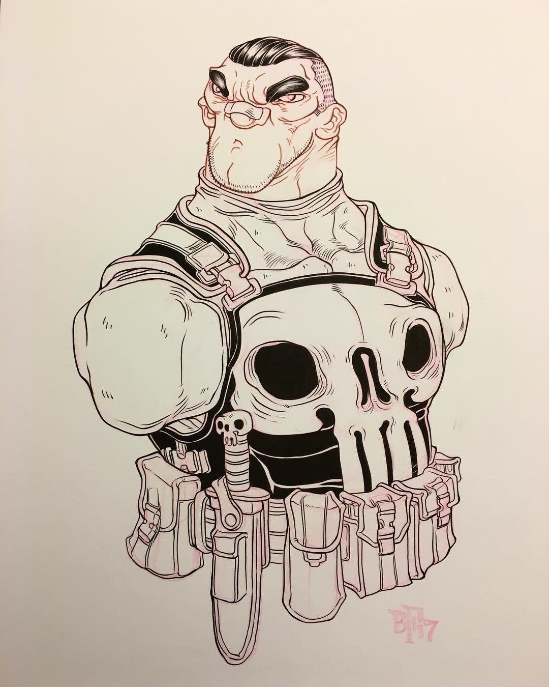 Punisher v pirate не работает