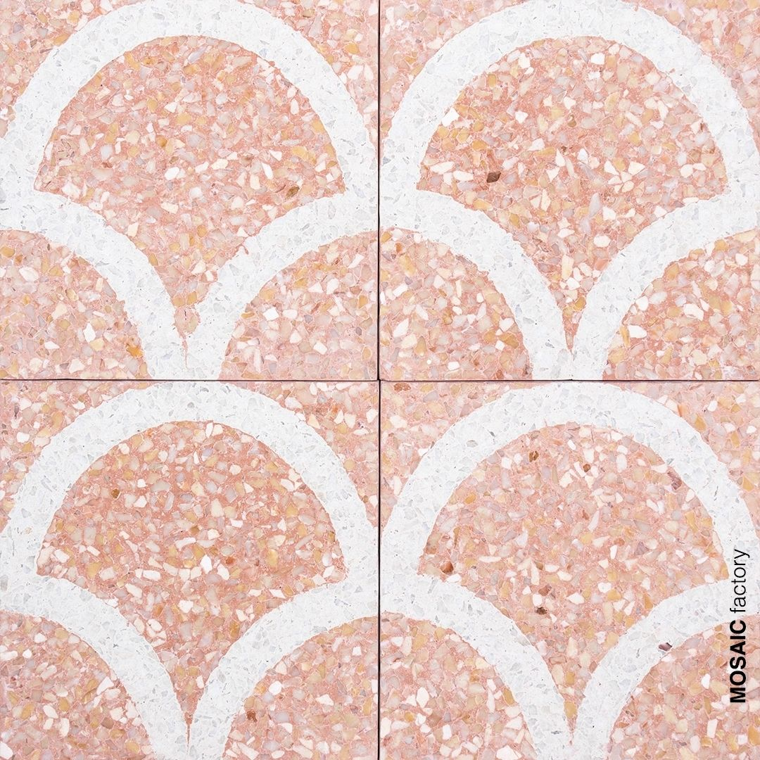 Warm Colours That Fit In Any Design Mosaicdelsur Terrazzo