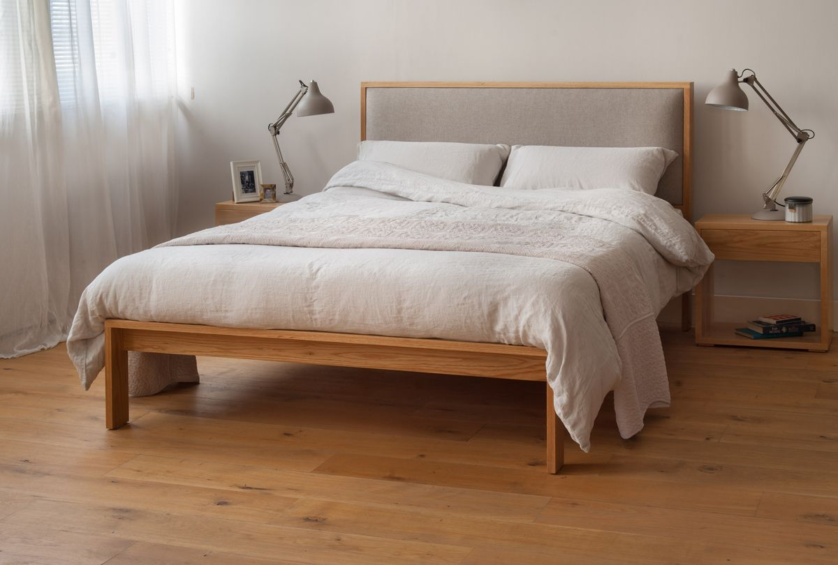 Best Shetland Bed With A Padded Headboard Wooden Bed Frames 400 x 300