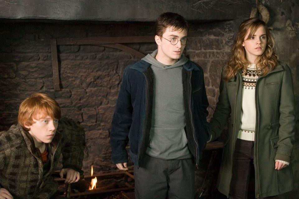 ハリー ポッターと死の秘宝 Part1 の画像検索結果 Harry And Hermione Harry Potter Order Harry Potter Terms