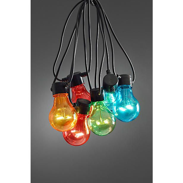 24v Lichtsnoer 10 Lampen Feestverlichting Lampen Verlichting