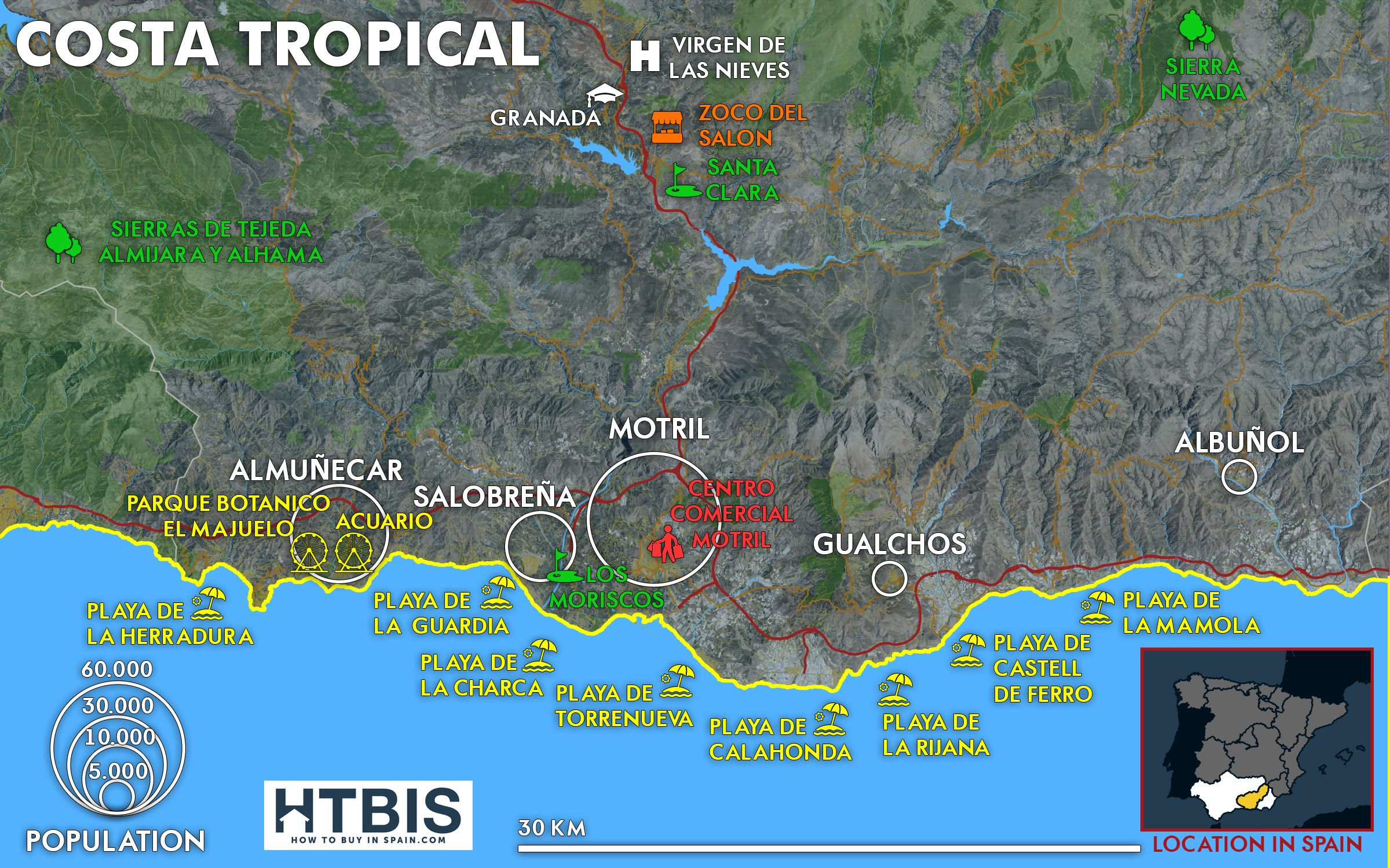 Everything You Ever Wanted To Know About The Costa Tropical