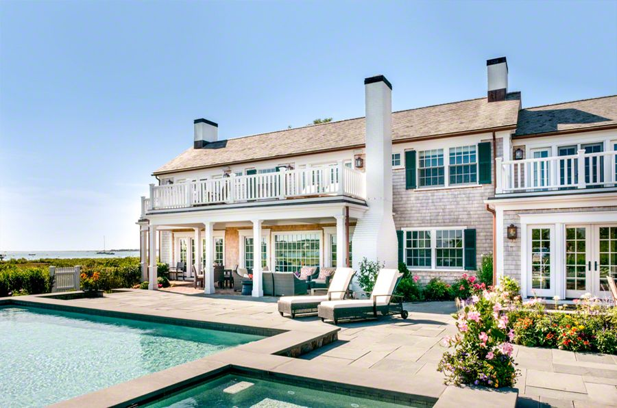 HGTV Dream Home Architect Patrick Ahearn Designed