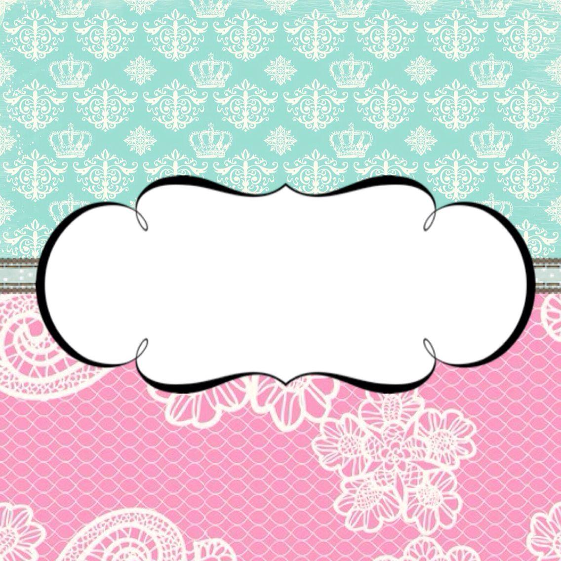 Sweet #freelabel #labeldesign #eveiolabel #owndesign #girlylabel #vintagelabel #cutelabel #blackandpink #cutelabel