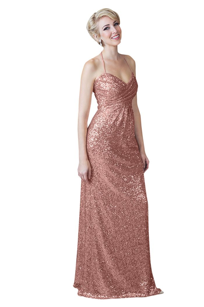 Alfred Angelo 8114 L Bridesmaid Dress in Dusty Rose | Wedding ...