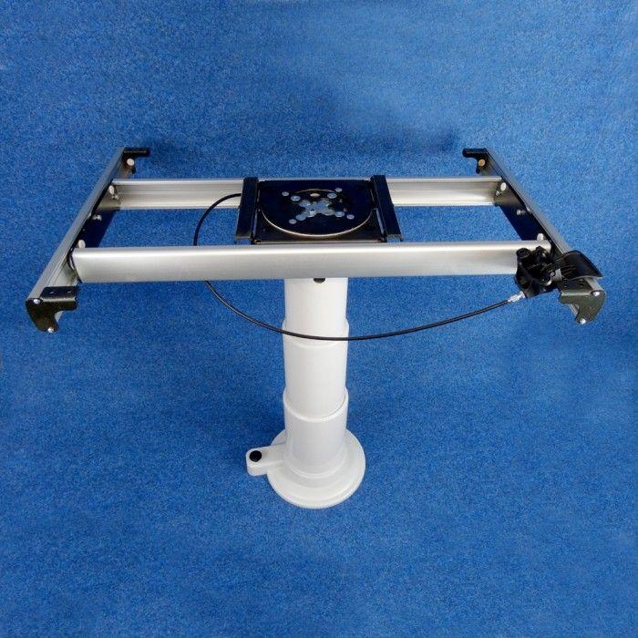 Nuova Mapa Telescopic Table Leg 330mm To 710mm