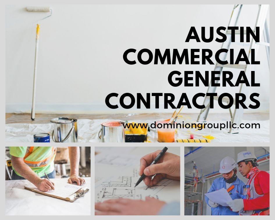 Commercial General Contractor Austin Tx General