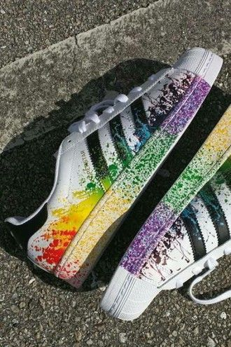 adidas superstar gay