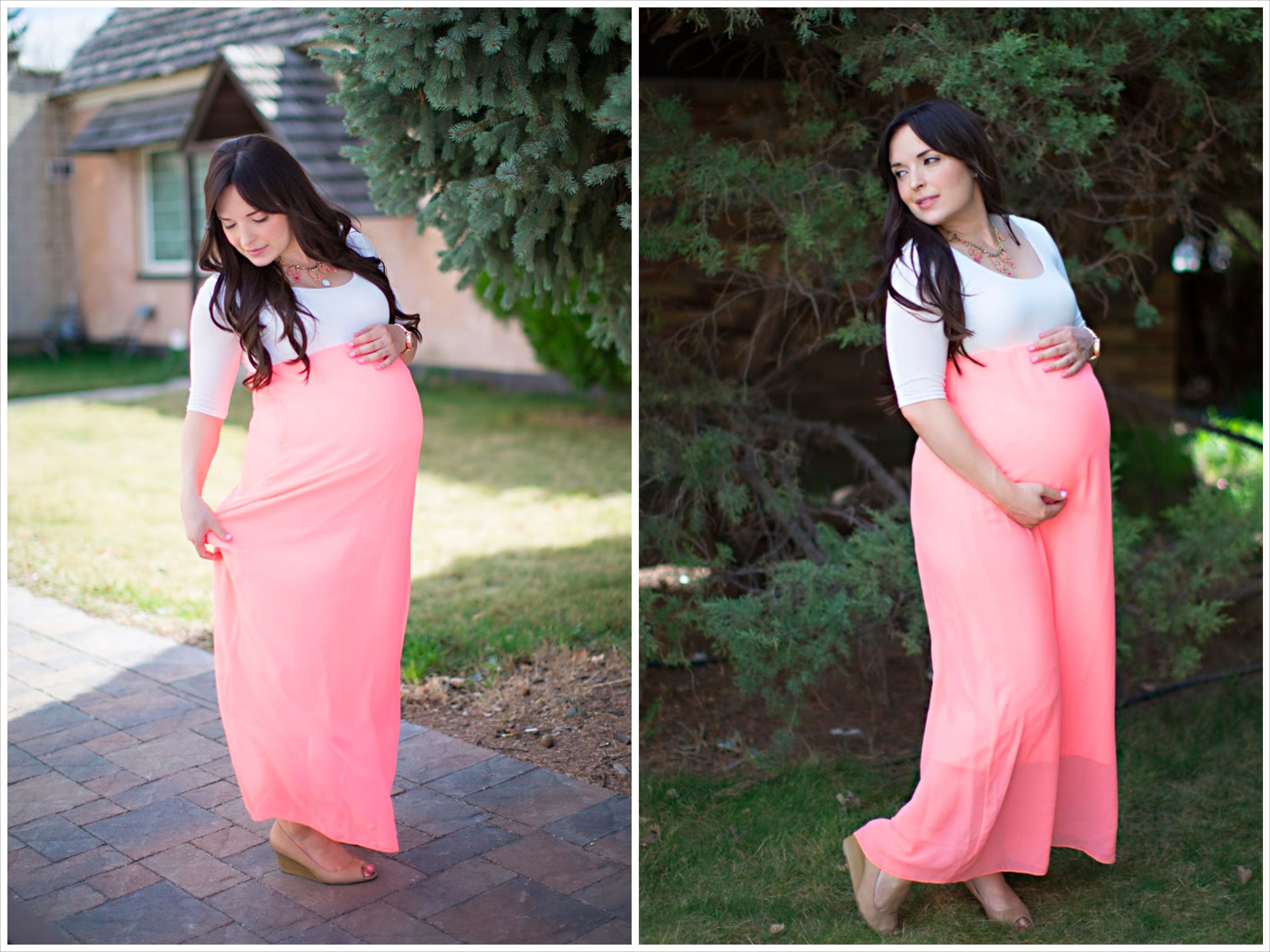 Cute Baby Shower Outfits For Mom o