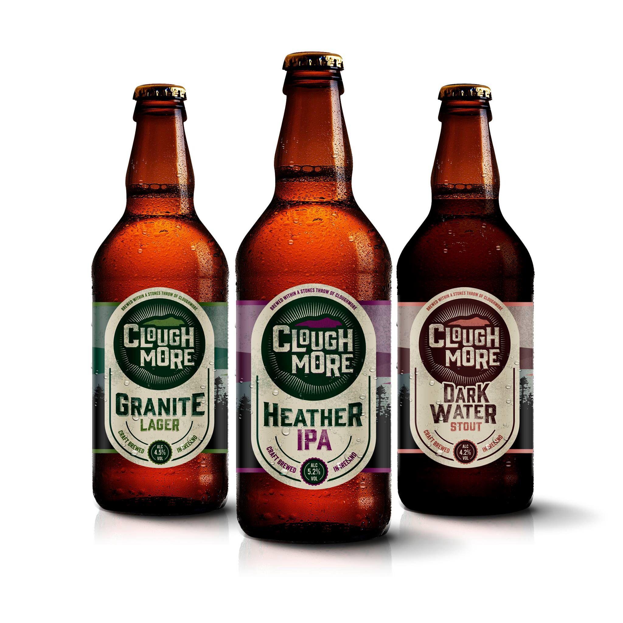 New Irish Craft Beers Designed By Www Be Studios Co Uk Dark Lager Craft Beer Ideas Craft Beer