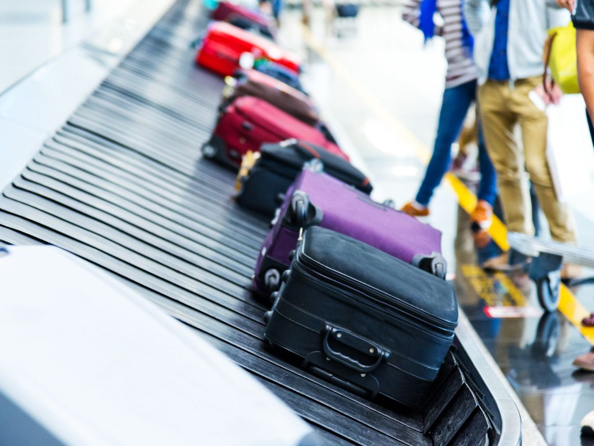 The Rules of Proper Baggage Claim Etiquette Travel