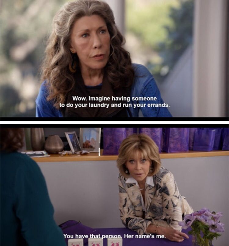Pin By Rhonda Haitz On Grace And Frankie In 2019