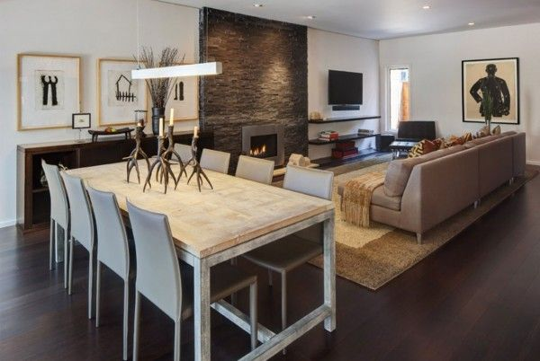 Best Home Interior Design Ideas Hot Style Design Living Room Dining Room Combo Dining Room Layout Minimalist Dining Room
