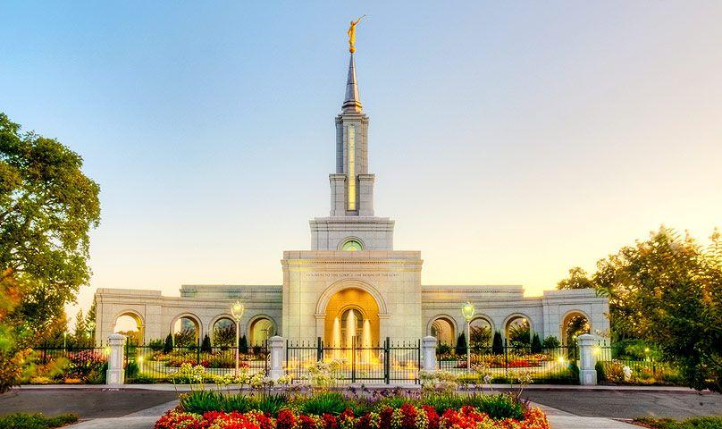 Templo Sacramento California Templos Templos Mormons Templos Lds