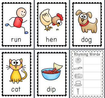 Write the room: Rhyming words. DIfferentiated to the needs of your students. Great for early learners in Preschool, Kindergarten and Prep/Foundation.