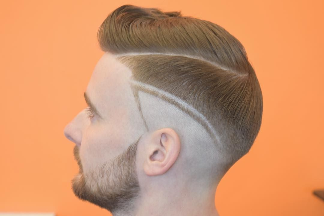 Double Side Part Haircuts For Men Mens Hairstyles Side Part Haircut Mens Haircuts Short