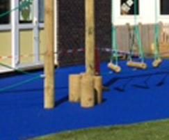 SSP. Specialised Sports Products: Fitness Trail - Stepping Logs 200mm
