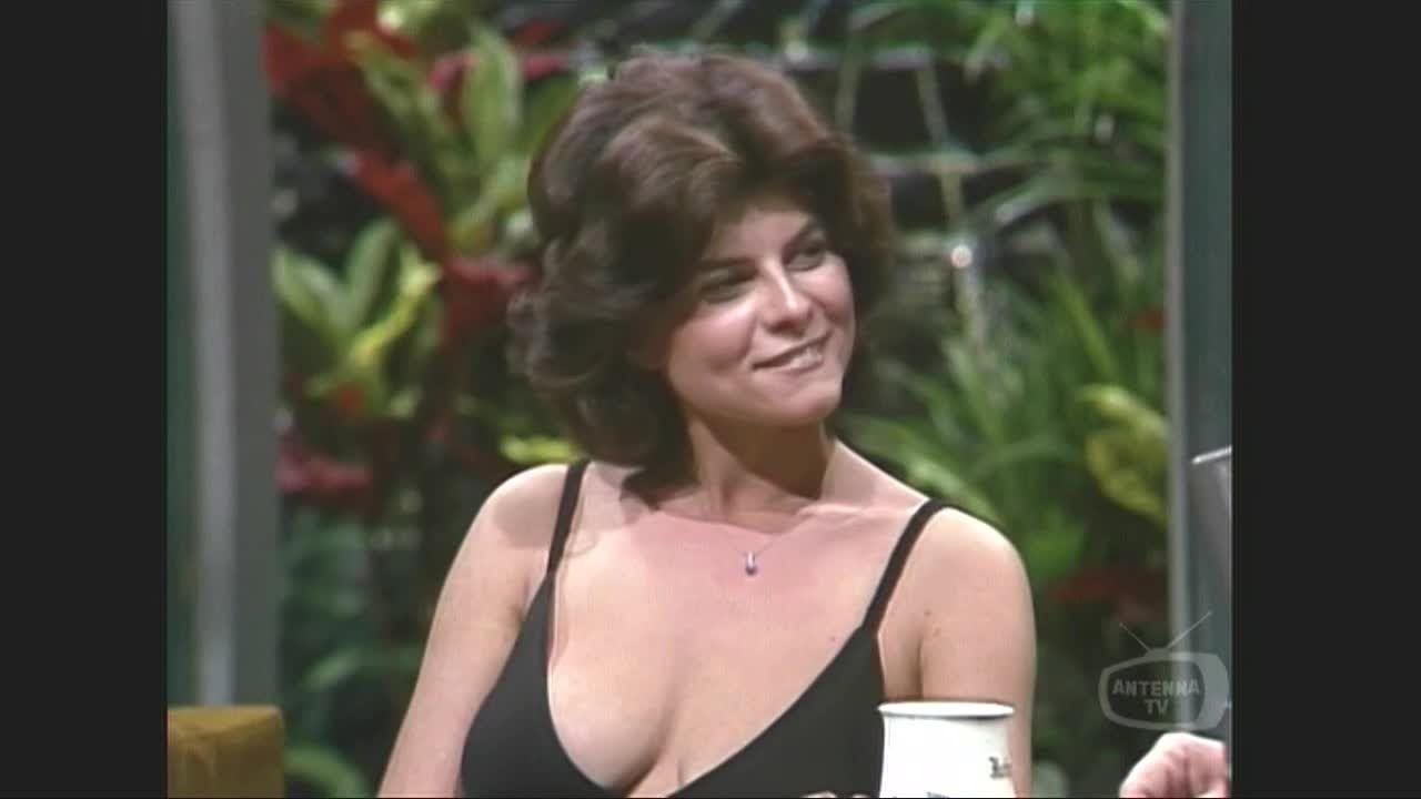 Adrienne Barbeau Gabriel Kaplan 1973 Tonight Show
