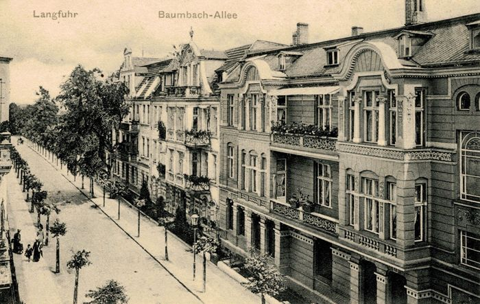 Dawny Wrzeszcz Na Zdjeciach I Pocztowkach Strefa Historii Germany And Prussia Gdansk Eastern Province