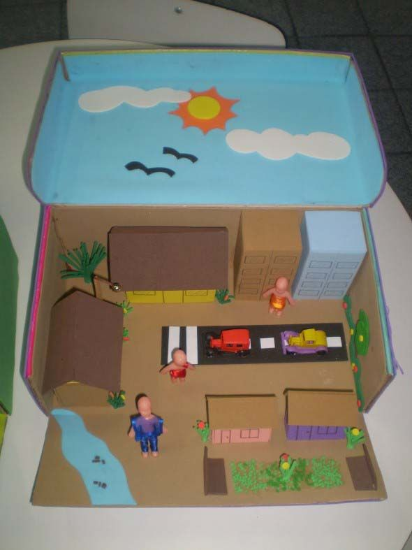 Ideas Reciclar Artesanato Cajas De Zapato Diy 3 Com Imagens