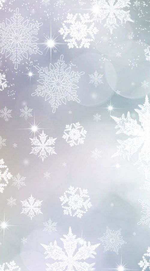 Wallpaper Snow And White Kep Wallpaper Iphone Christmas Christmas Phone Wallpaper Snowflake Wallpaper