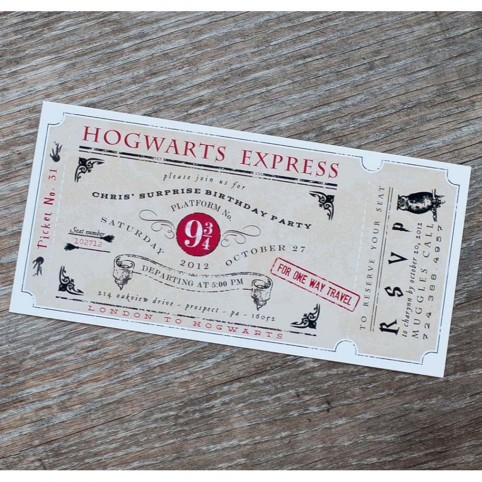 birthday invitatioletter to friends%0A Magic Wizard Invitation  Birthday Party Printable Invitation by Anders Ruff