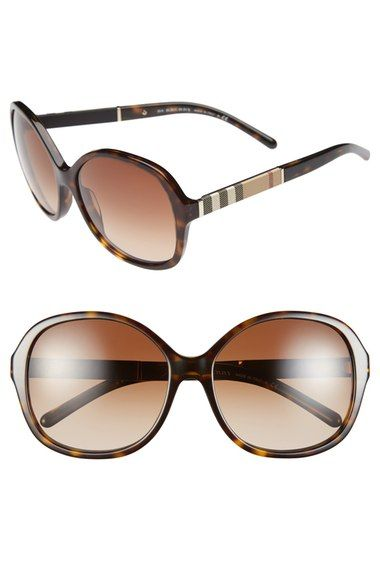 17f1bc6495bf Burberry 58mm Sunglasses available at  Nordstrom