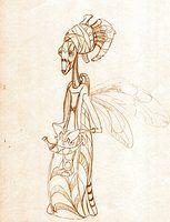 Female Geonosian by *jvel4073 on deviantART