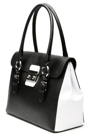 Innovare Made In Italy Tote Bag Black Tragetasche