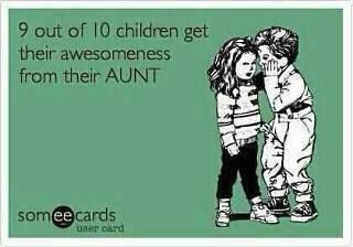 Pin By Ashley Carver On Hinton Willow Garron Best Aunt Quotes Auntie Quotes Aunt Meme