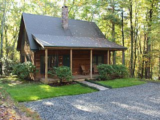 to Dancing Bear, a 2BR, 2BA cozy cabin with loft