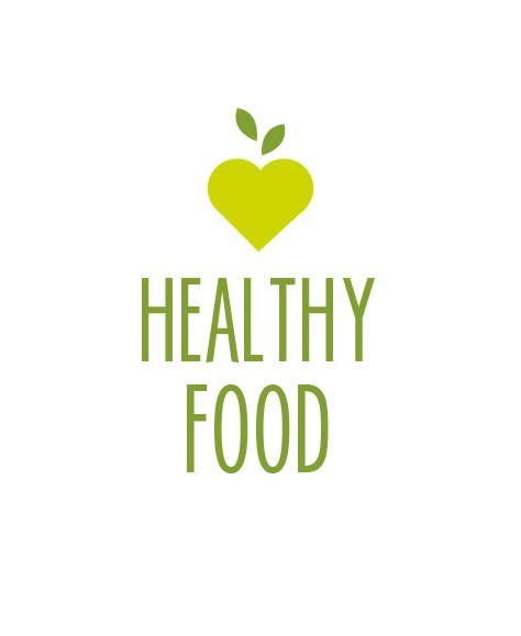 healthy food Logo - Logos Database