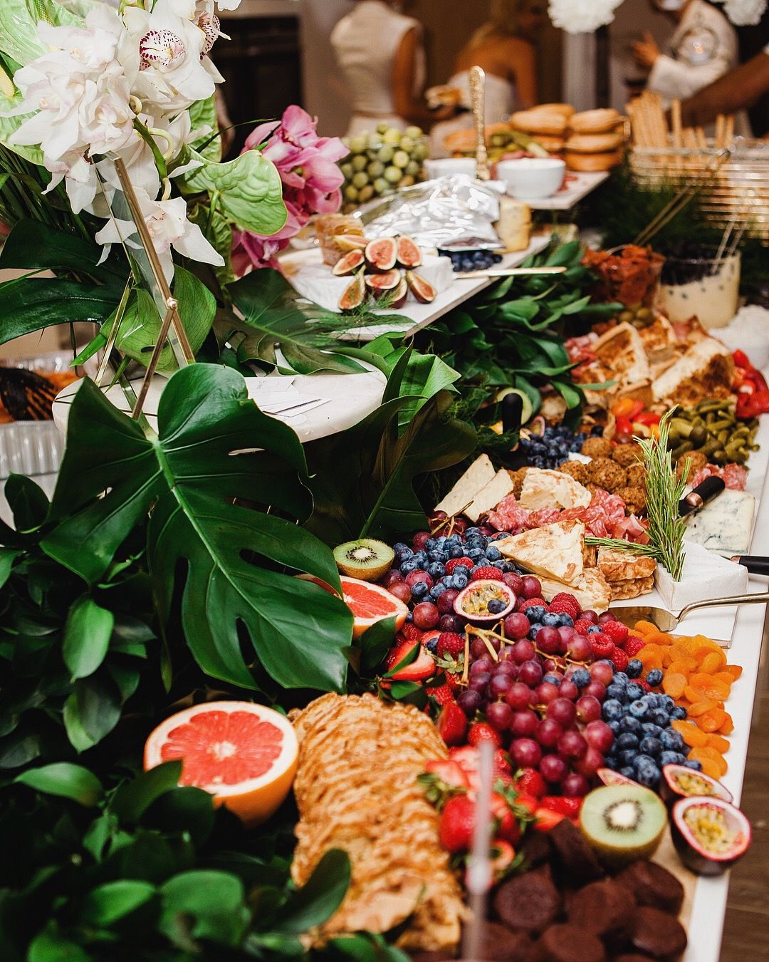 Food Glorious Food! 13 Wedding Food Stations Ideas
