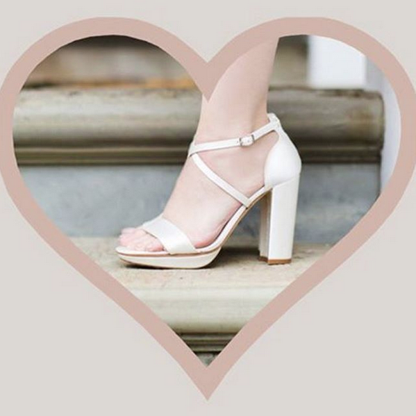 f00c1c22fc03 Arabella block is the 6th wish on the Harriet Wilde valentines day wish  list. A cool block heel and simple strappy upper makes this a comfortable  and ...