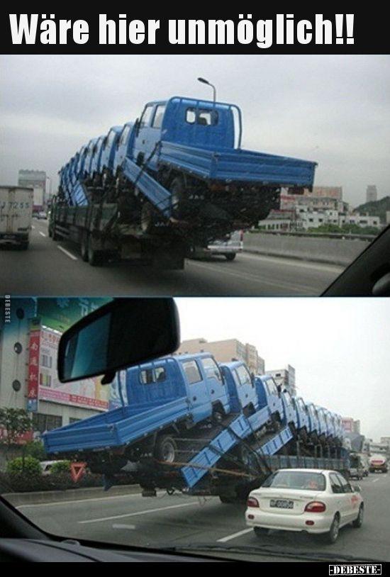Photo of ¡Sería imposible aquí! .. | Fotos graciosas, refranes, chistes, muy graciosos