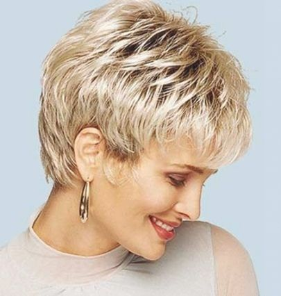 Short Hairstyles For 2015 Prepossessing Short Pixie Hairstyles 2014  2015  Short Hairstyles 2016  2017