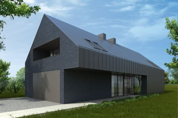 Best Residential Architecture House In Przysucha By Damian 400 x 300