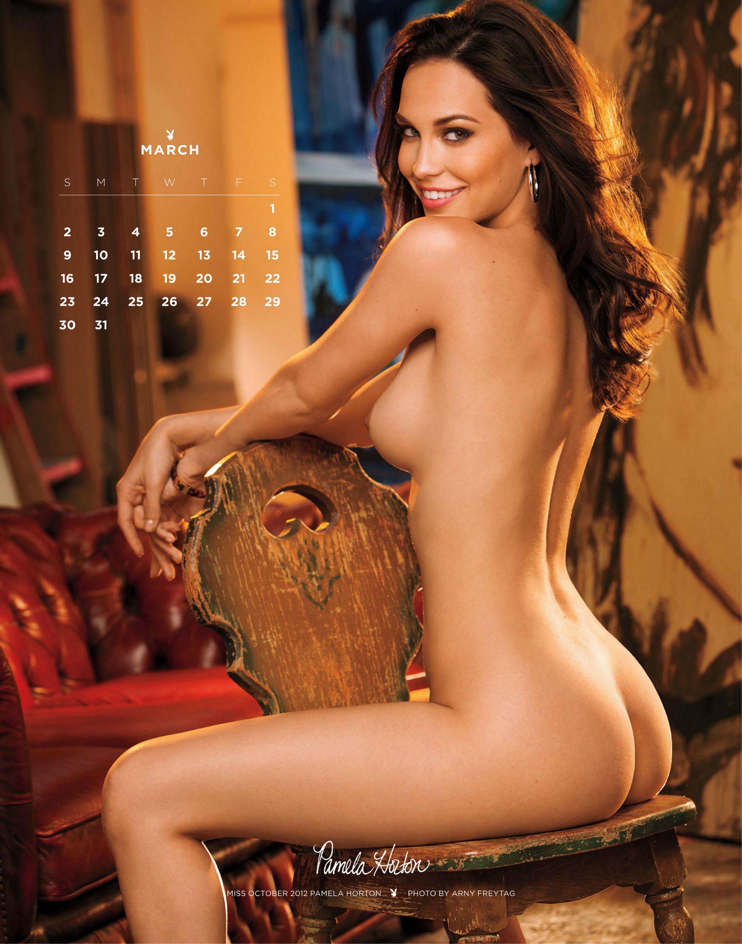 Sexy nude calendars — photo 13
