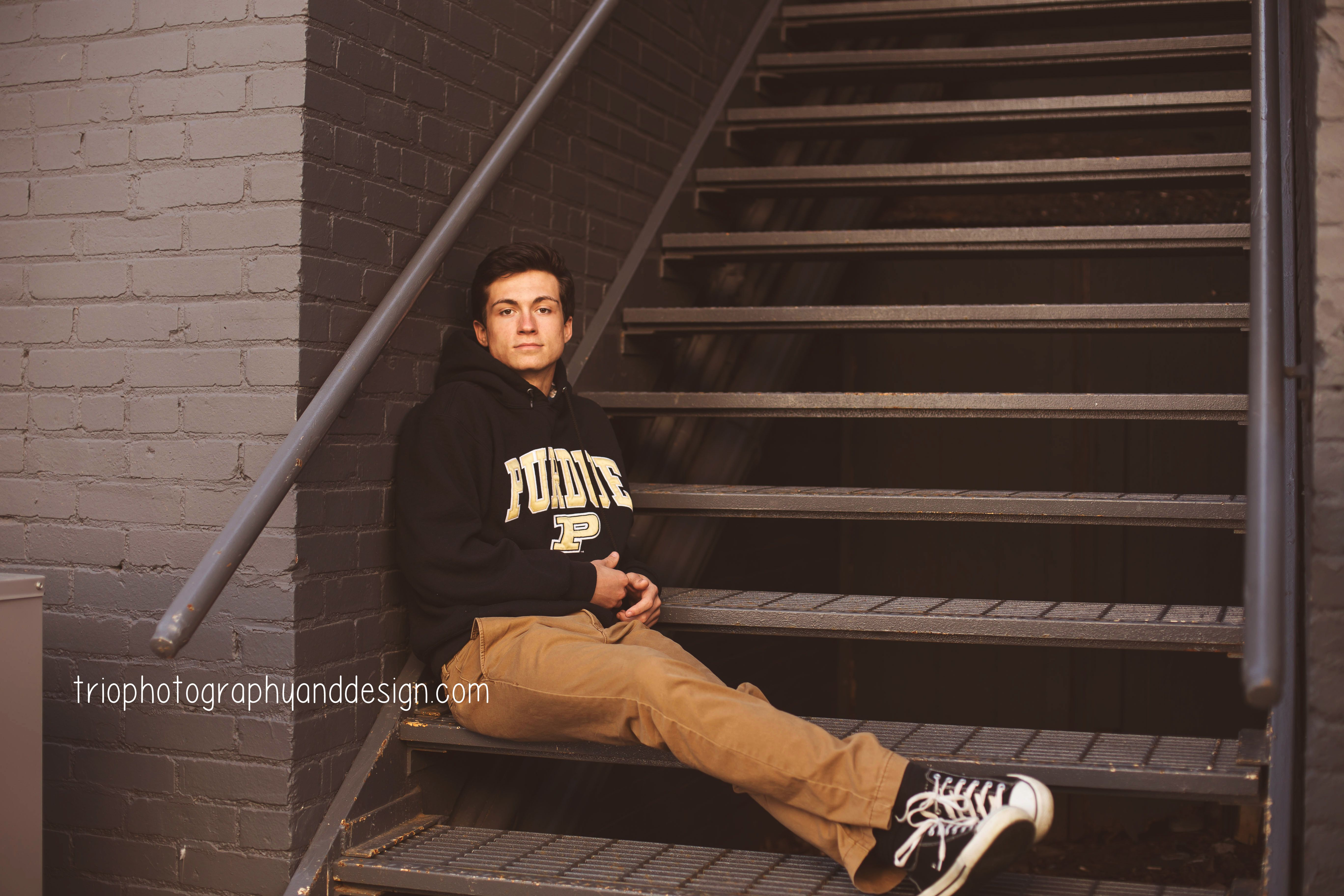2016 Senior - senior photography - senior pictures for guys - Indiana senior photographer - Trio Photography and Design - Greenwood, IN