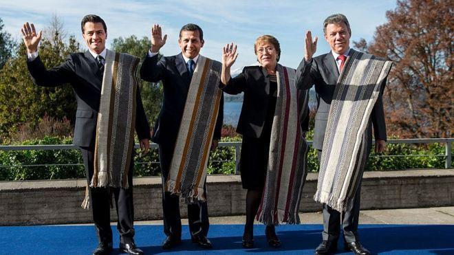 La Alianza del Pacífico el bloque latinoamericano que prospera mientras todos los demás se agrietan