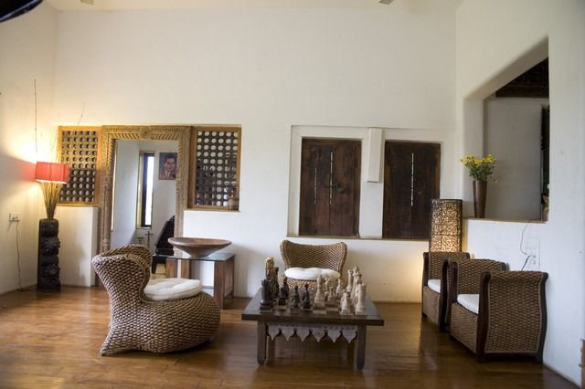 Indien inspirierte moderne Wohnzimmer Designs #indischeswohnzimmer