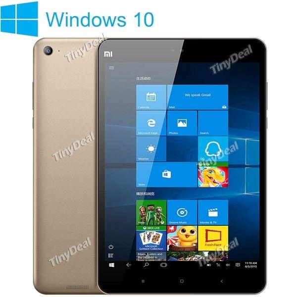 """XIAOMI MiPad 2 7.9\"""" Retina Screen Windows 10 Intel Atom X5 Z8500 Quad-core 2GB 64GB Tablet PC w/ USB Type-C ETC-507916"""