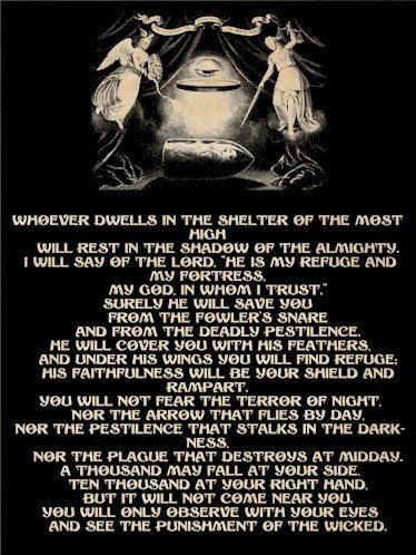psalm 91 angels bible prayer verses printable art png clip art ...