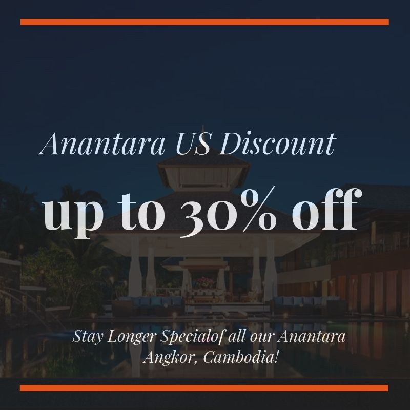 Save money on things you want with a Anantara Resorts promo