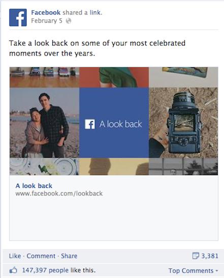 5 year anniversary facebook status