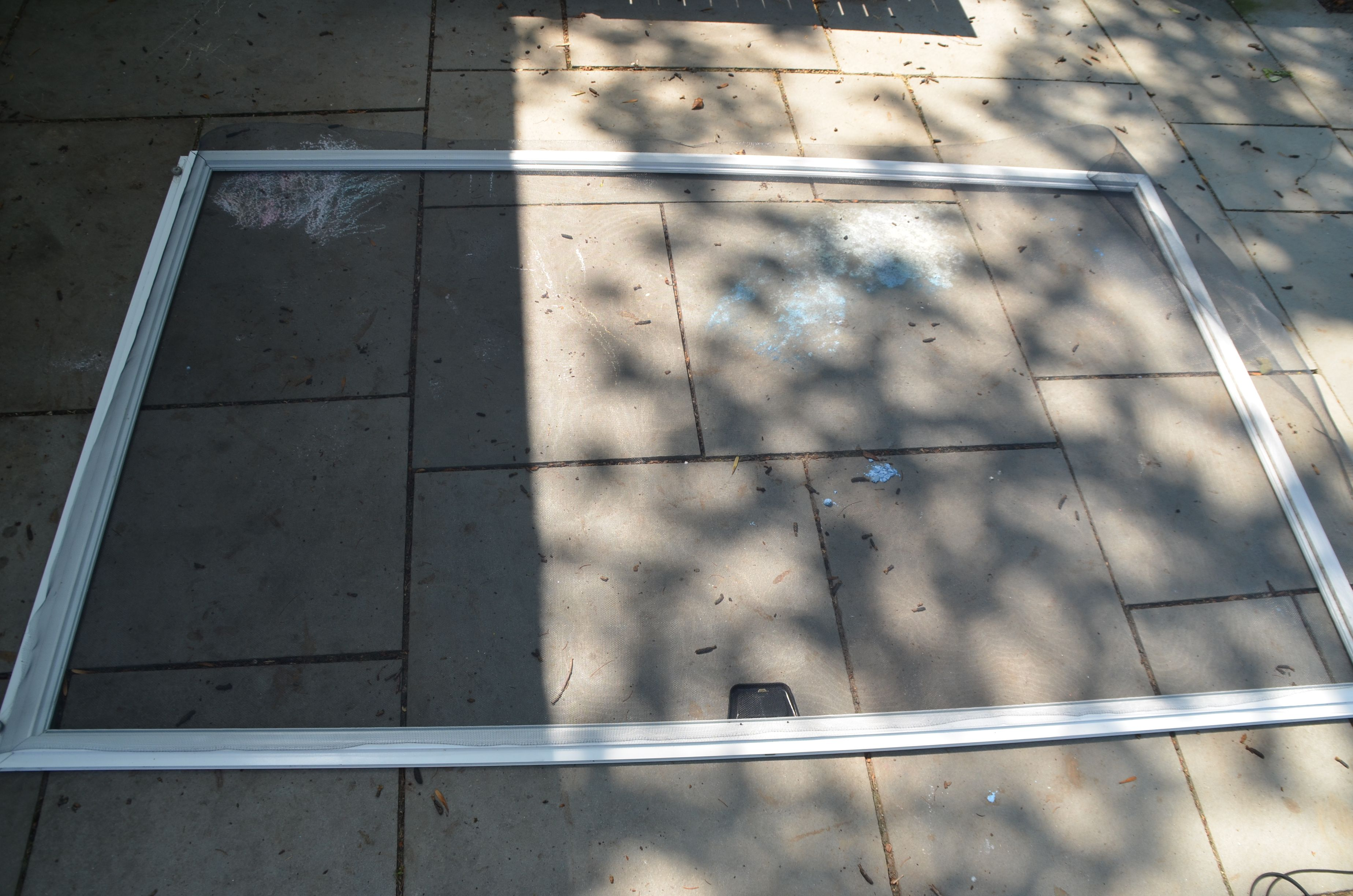 How To Replace The Screen In A Screen Door Or Window Screens