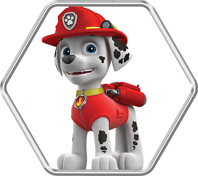 Picture 4 Of 9 Paw Patrol Cupcake Toppers Marshall Paw Patrol Paw Patrol Party Food