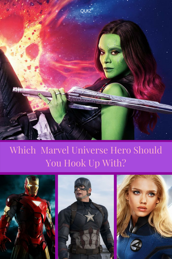 What superhero or villain would you date